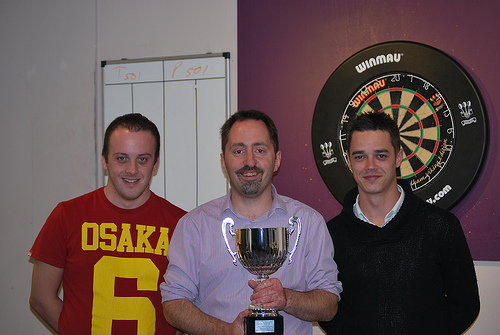 Cabco Blue Summer Knockout winners