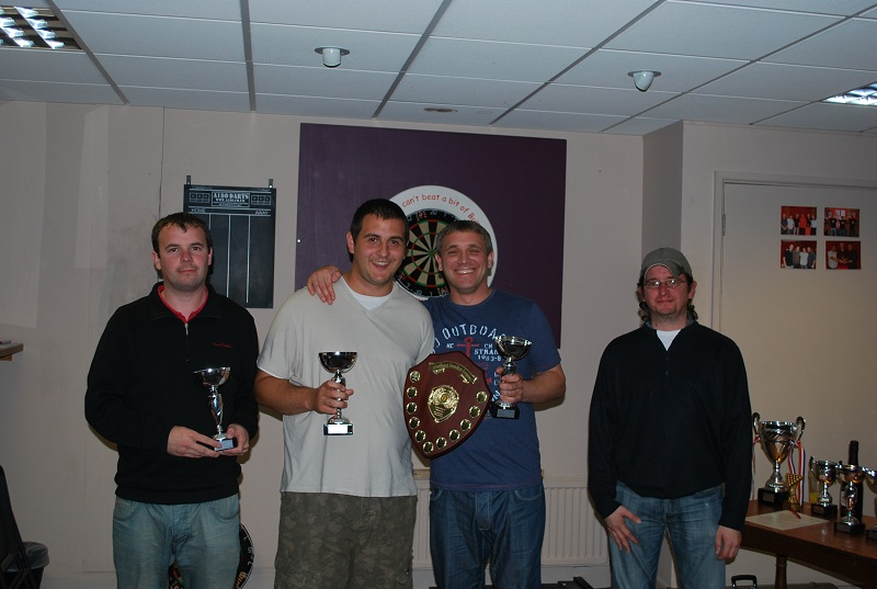 Division 1 Winners - Crucible S & S Club